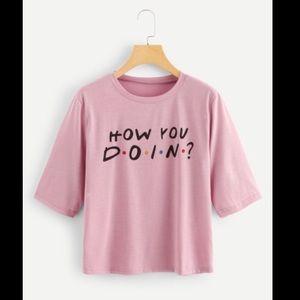 Mrs Joey Tribbiani T-shirt